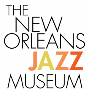 Logo of the New Orleans Jazz Museum